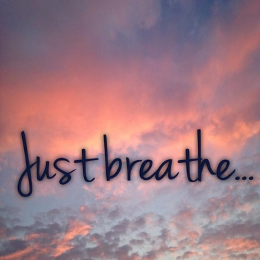 JUST BREATHE 1