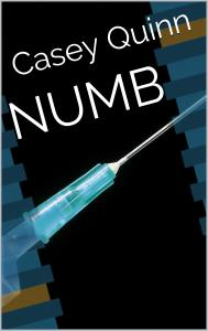 NUMB book cover