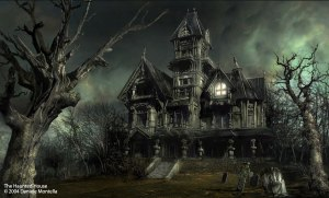 HAUNTED HOUSE PIC