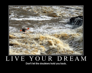 LIVE YOUR DREAM PIC