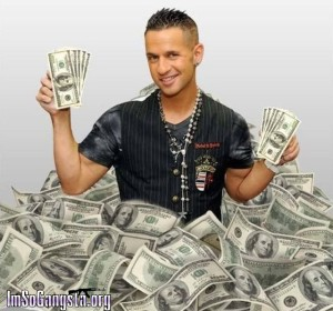 GANGSTA MONEY PIC